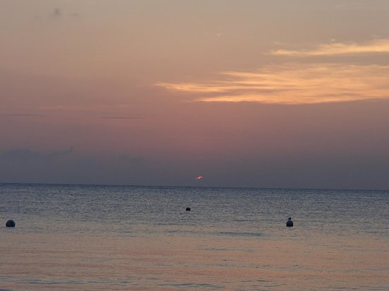 Azul Beach Resort Sensatori Jamaica by Karisma:                   amazing Negril sunset