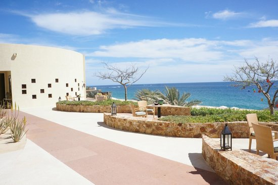The Resort at Pedregal:                   Looking towards Ocean