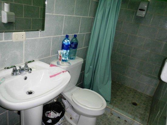 Llamarada del Bosque:                   Bathroom