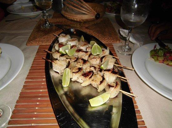 Posada La Movida: cena