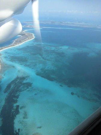 Posada Movida: panorama dal piccolo aereo Chapi