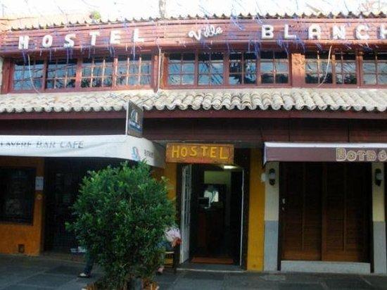 Hostel Ville Blanche : Fachada da Pousada