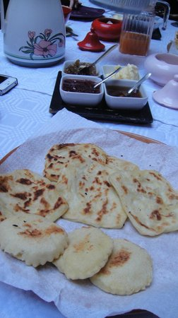 Riad Quenza: colazione
