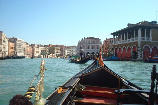 Hotel Pesaro Palace: Grand canal