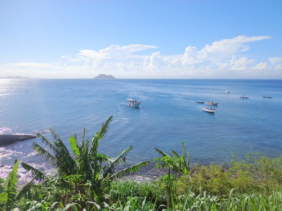Pousada Kilandukilu:                   Playa de Azeda