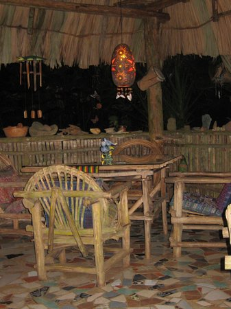 Macaw Bank Jungle Lodge:                   Dinning delight