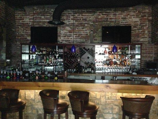 All Steak Restaurant: The lounge :)