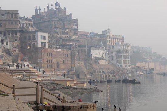 WelcomHeritage Jukaso Ganges: View