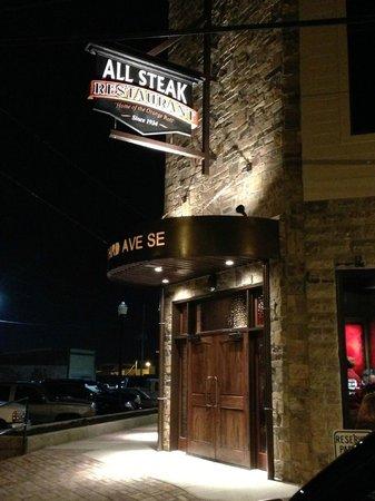 All Steak Picture Of All Steak Restaurant Cullman