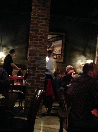 All Steak Restaurant: Dining room