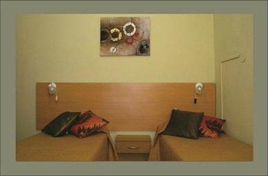 HOTEL DEL MAR: HABITACION TWIN