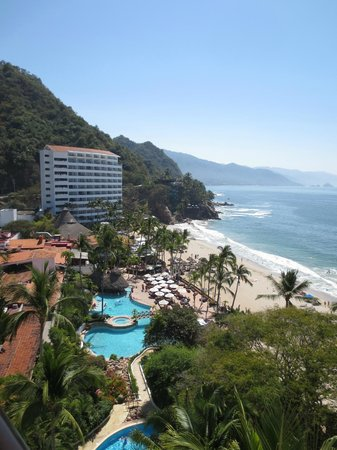 Hyatt Ziva Puerto Vallarta: Preferred Tower