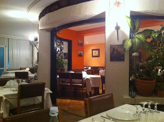 Restaurant Les Gazelles :                   amine