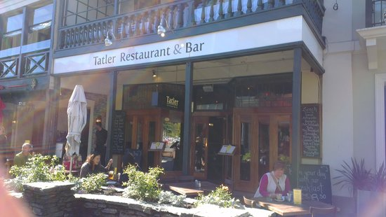 Tatler queenstown restaurant reviews phone number for 5 the terrace queenstown