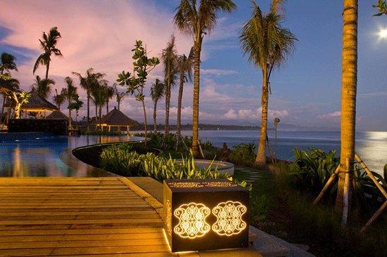 Anapuri Villas: View from Beach Bar