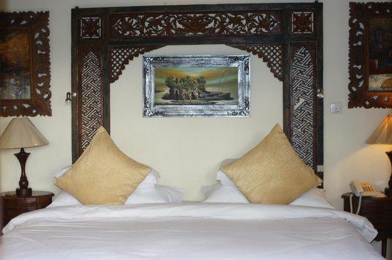 Villa Sarna Ubud:                   Shiva bedroom