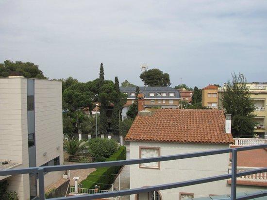 Best Western Hotel Mediterraneo : View