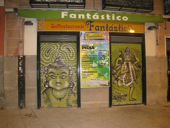 Restaurante Fantastico:                   fantastico