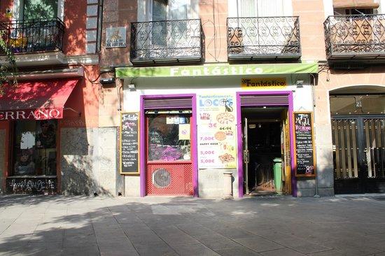 Restaurante Fantastico:                   Bar fantastico