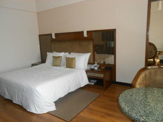 GreenPark Chennai:                                     The Bedroom