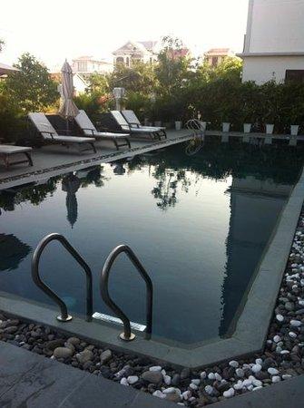 Sunshine Hotel Hoi An:                   Sunshine Hotel Pool