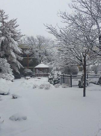 Holiday Inn Westbury: Winter Season