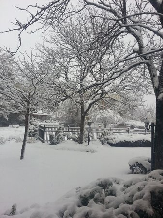 Winter Holiday at the Holiday Inn Westbury