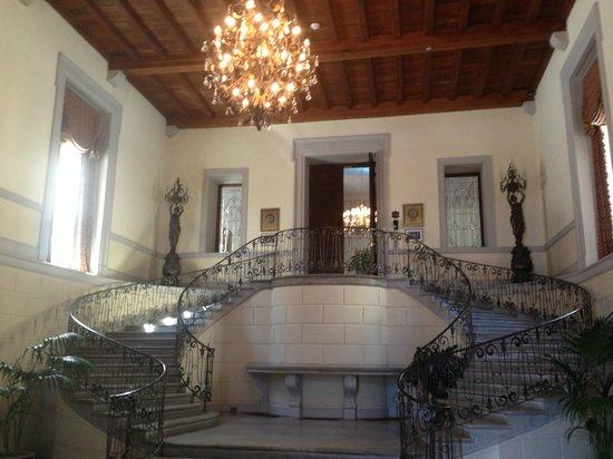 Oheka Castle Main Lobby