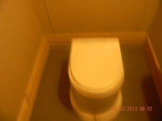 Len Foote Hike Inn:                   restroom