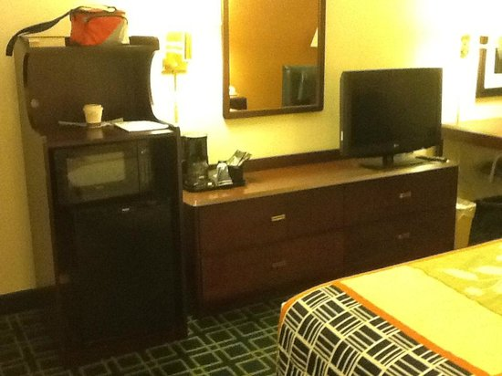 Fairfield Inn Portsmouth Seacoast: Frig