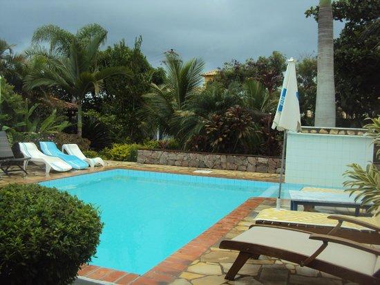 Pousada Solar dos Corais: piscina
