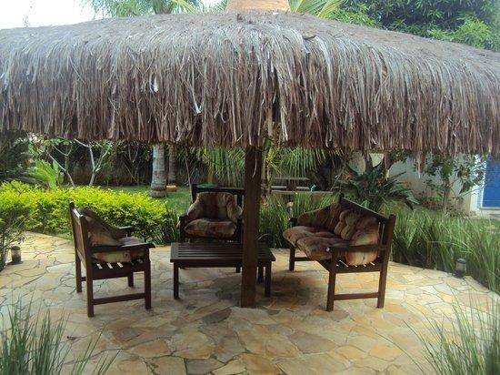 Pousada Solar dos Corais: Jardin