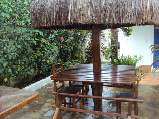 Pousada Solar dos Corais: Parte del jardin