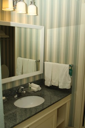 Homewood Suites by Hilton - Bonita Springs: washroom
