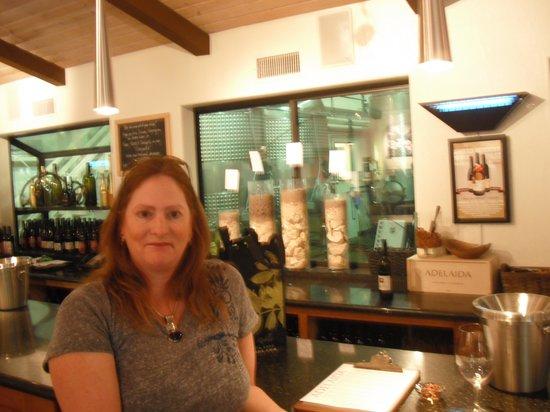 Adelaida Cellars:                                     Tasting Room