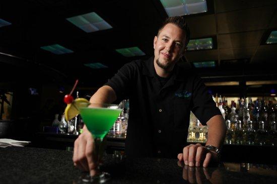 Martini Bay: Try a Martini
