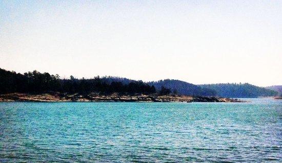Elizabeth, AR:                   Lake Norfork