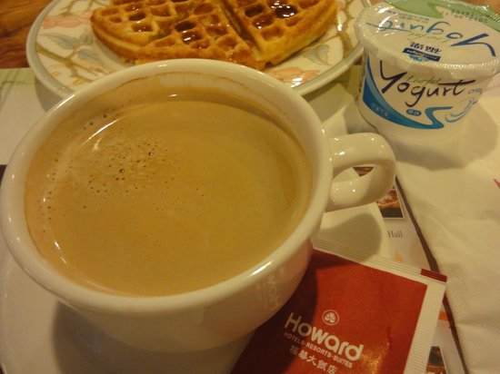 Howard Plaza Hotel Kaohsiung:                   Warm smiles.