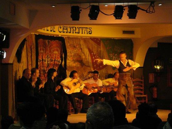 Cafe de Chinitas:                   66