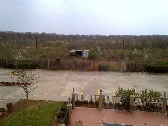 Hampton Inn Canton: View