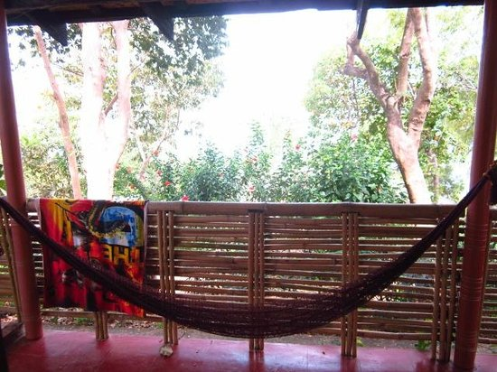 Discovery Island Resort and Dive Center :                   Additional bed room! he he!
