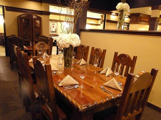 chef s table dining picture of go west restaurant saloon tulsa rh tripadvisor com