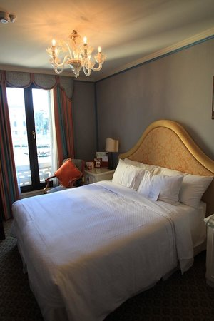 The Westin Europa & Regina, Venice: Our Grand Canal View Room