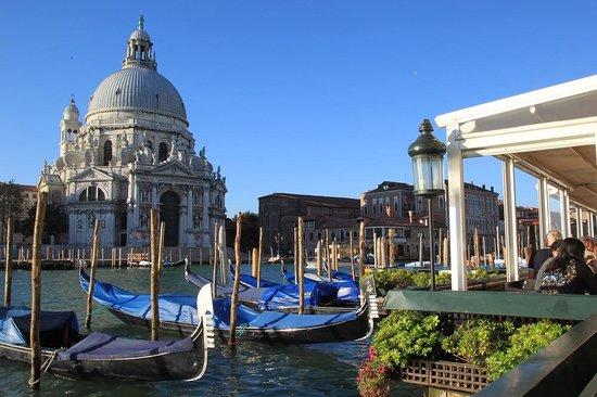 The Westin Europa & Regina, Venice: View of Santa Maria della Salute