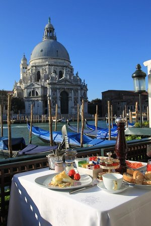 The Westin Europa & Regina, Venice: Breakfast at Restaurant La Cusina