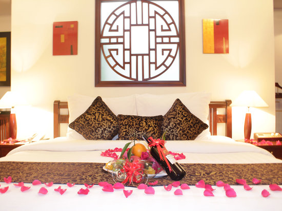 Golden Lotus Boutique Hotel: Honeymoon