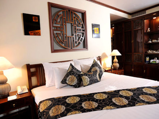 Golden Lotus Boutique Hotel: Classic suite