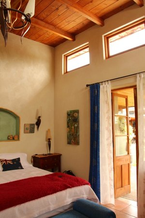 Antria Boutique Lodge: Unsere Suite (Pacifica Suite)...