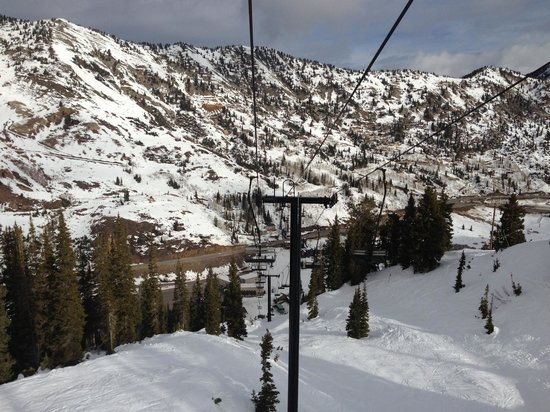 Goldminer's Daughter Lodge:                   Chair Lift