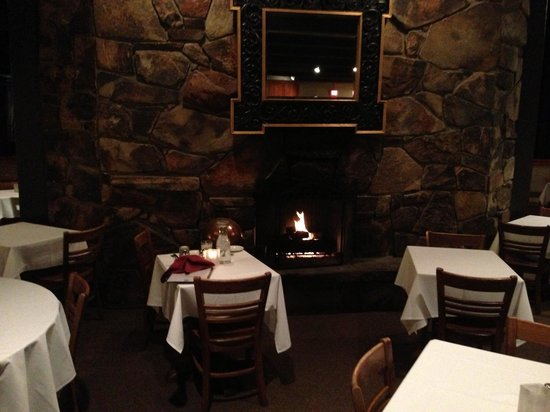 Goldminer's Daughter Lodge:                   Restaurant